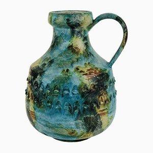 Vintage Italian Vase by Alvino Bagni, 1970s
