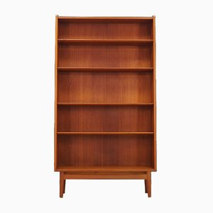 Vintage Teak Bookcase by Johannes Sorth, 1970s