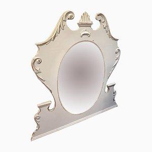 Bemalter antiker edwardianischer Spiegel, 1900er