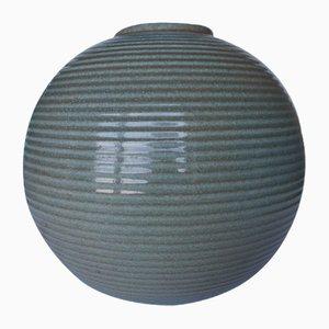 Jarrón de cerámica de Serra, años 50