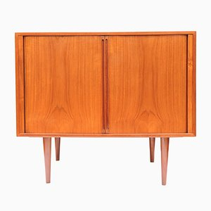 Danish Teak Record Player Cabinet by Kai Kristiansen for FM Møbler, 1960s