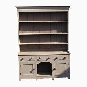 Painted Oak Dresser from Caernavon, 1920s