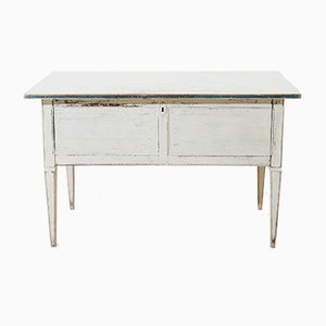 Antique Gustavian Console