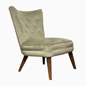 Vintage Scandinavian Bedroom Chair, 1960s