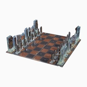 Art Chess Game by Mabel Waisman