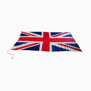 Antique British Union Jack Ships Flag