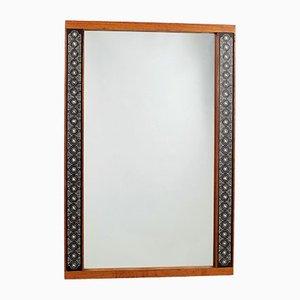 Schwedischer Vintage Spiegel von Hans-Agne Jakobsson für Markaryd, 1950er