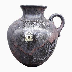 Deutsche Vase von Ruscha, 1970er