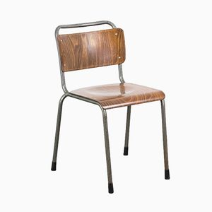 Model TH Delft School Chair from Gispen, 1960s