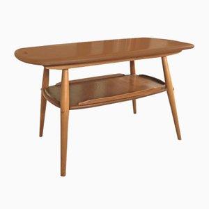 Tavolino da caffè vintage di Lucian Ercolani per Ercol