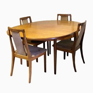 Vintage Teak Dining Set from G-Plan, 1970s