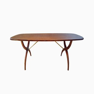 Vintage Coffee Table by David Rosén for Westbergs Möbler, 1950s