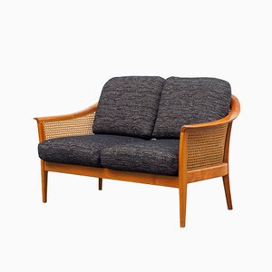 Sedia a due posti Mid-Century di Wilhelm Knoll, anni '50