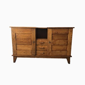 Vintage French Sideboard by René Gabriel