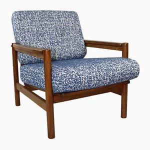 Vintage Blue Armchair