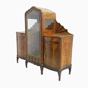 Art Deco Vitrine Cabinet
