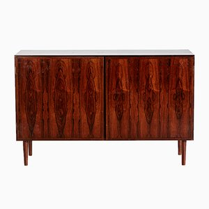 Model No. 4 Rosewood Veneer Cabinet from Omann Jun, 1960s