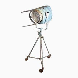 Vintage Russian Film Studio Tripod Light