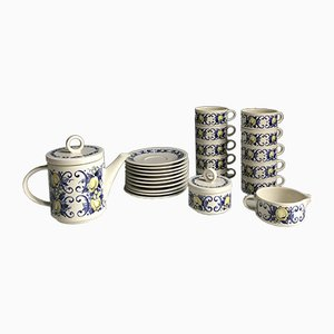 Vintage Coffee Set from Villeroy & Boch, 1950s