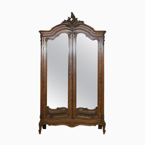 Antique French Armoire, 19th Century