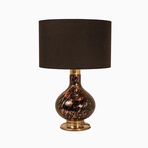 Lámpara de mesa española, años 60