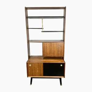 Vintage Highboard Shelving Room Divider from G Plan