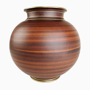 Vase Art Déco par Gunnar Nylund pour Rörstrand
