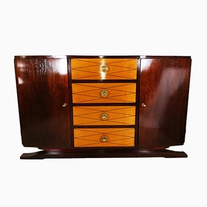 French Art Deco Style Sideboard, 1930s