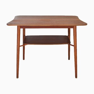 Mid-Century Teak Side Table, 1960s