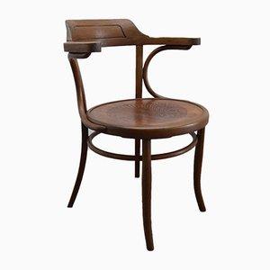 Antiker Schreibtischstuhl von Baumann
