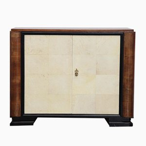 Parchment Sideboard, 1940s