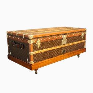 Baúl de viaje de Louis Vuitton, años 30