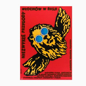 Polnisches Filmplakat, 1975