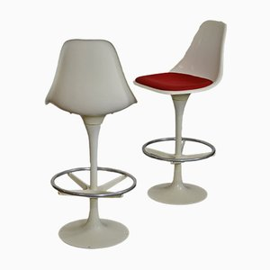 Vintage No. 103 Bar Stools by Maurice Burke for Arkana, 1960s, Set of 2