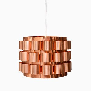 Mid-Century Scandinavian Ceiling Light, 1960s