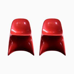 Chaises pour Enfants Casalino de Casala, 1970s, Set de 2
