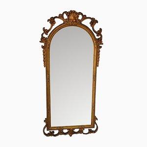 Specchio a muro vintage, anni '50