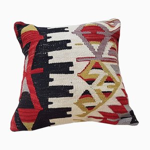 Kelim Kissenbezug aus Teppichstoff von Vintage Pillow Store Contemporary