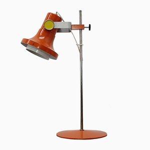 Lámpara de mesa Mid-Century, años 70