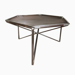 Side Table by Jean Paul Barray, 1970s