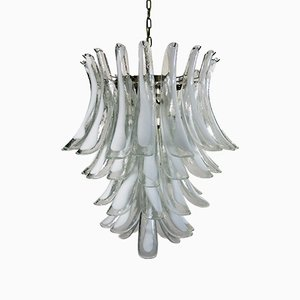 Murano Chandelier from Mazzega, 1979