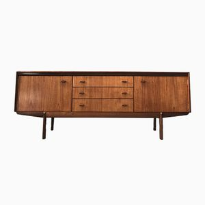 Mid-Century Teak & Afromosia Sideboard from White and Newton, 1960s