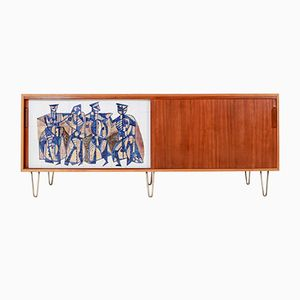 Vintage Sideboard by Alfred Hendrickx for Belform, 1960s