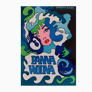 Polnisches Filmplakat, 1971