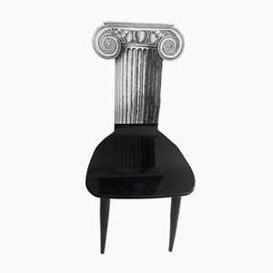 Side Chair by Atelier Fornasetti for Fornasetti, 1997