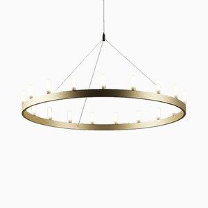 Plafonnier à 18 Lampes par David Chipperfield pour Fontana Arte, 2004