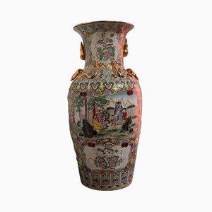 Large Mid-Century Chinese Vase