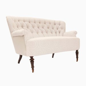 Andrea Secession Sofa with Lace Pattern, 1920s