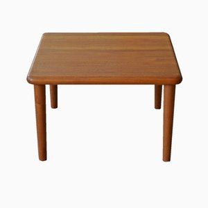 Vintage Teak Coffee Table from Glostrup, 1960s