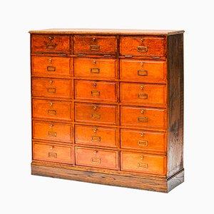 Vintage Valve Cabinet, 1930s
